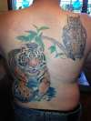 The Owl and the Tiger tattoo