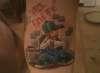 DAZE GONE BY tattoo