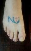 University days... tattoo