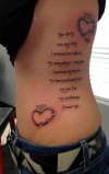 Poem Tattoo