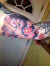 cherry blossoms tattoo