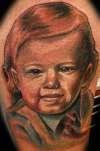 portrait by Beto Munoz tattoo