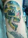 skull! tattoo