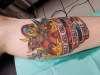 Futurama Robot Devil tattoo