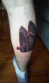 Angel, Grim Reaper, or Demon? tattoo