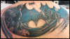 Batman! tattoo