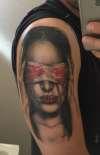 See No Evil, Hear No Evil, Speak No Evil tattoo