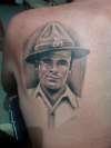 War veteran ww2 tattoo