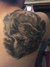 Wolf now tattoo