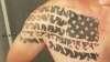 Flag first tattoo