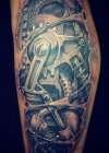bio tattoo