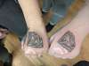 Diamond in the rough tattoo