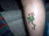 jess frog tattoo