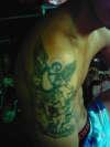 St.Michael tattoo