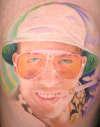 depp tattoo
