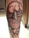 *_*Boogie Man*_* tattoo