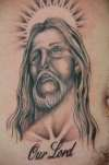 Our Lord tattoo
