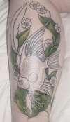 Angelfish part 2 tattoo