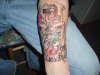 Mans Ruin tattoo