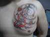 Sword Wind and Fire tattoo