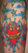 Dedicated to my G-ma tattoo