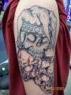 Joes Skulls tattoo