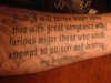 Ezekiel 25:17 tattoo