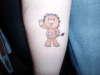 Bleach-Kon tattoo