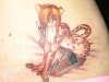 Mrs Kitty tattoo