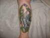 Angelfish..Done tattoo