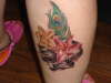 For Grandma and Grandpa tattoo