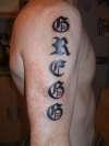 Me Big Bro. tattoo