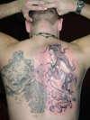 the backpice tattoo