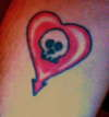 Alkaline Trio tattoo