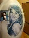 My wife tattoo