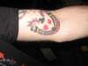 Traditional Horseshoe tattoo