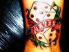 Never Die tattoo
