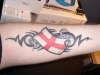 St. George 2 tattoo