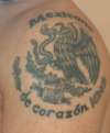Mexico tattoo