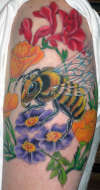 My Bee Tattoo