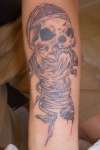 Steve tattoo