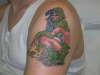 Eternal Witness tattoo