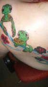 Latest Addition.... tattoo