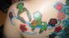 Turtles, still in progress... tattoo
