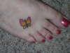butterfly tatt tattoo