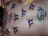 my children are butterflies tattoo