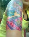 candy/care bears!!! tattoo