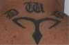 7th & 11th tat's tattoo