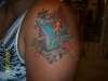 Missy's Tinkerbell Tattoo