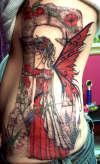 Tawnai's Fairie tattoo